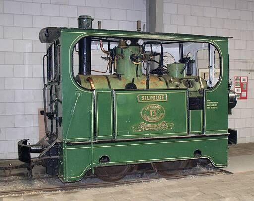 GTW 13 Silvolde, Backer & Rueb/Breda 1904