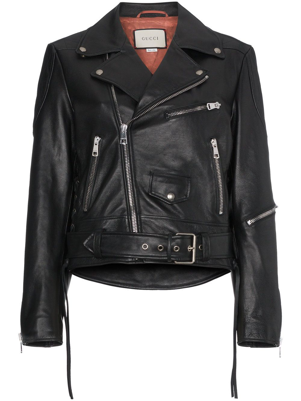GUCCI . gucci cloth Jackets, Leather jacket, Leather