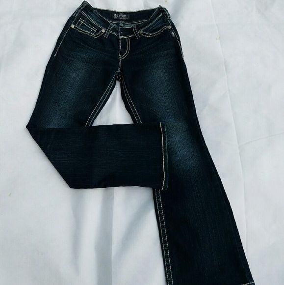 Silver jeans caoo508 western glove works | Stains, Silver jeans ...
