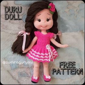 20 Free Amigurumi Patterns to Melt Your Heart | 280x280