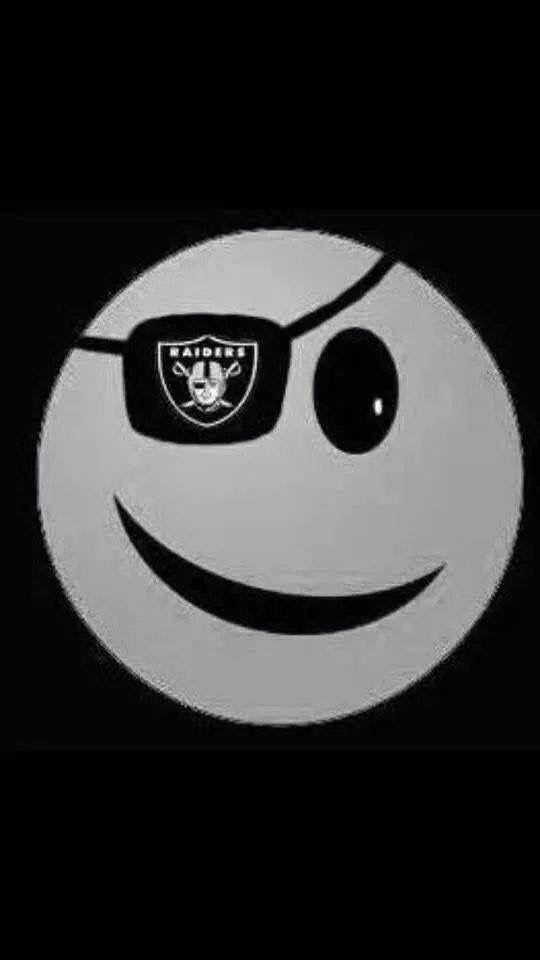 They Should Totally Have This Emoji Raider Nation Oakland Raiders Logo Oakland Raiders Football