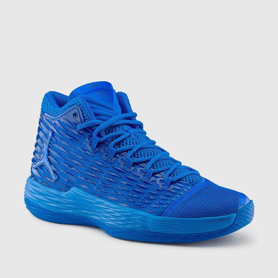 uk availability e4640 ba249 Jordan - Men's Jordan Melo M13 (Soar | Deep Royal Blue ...