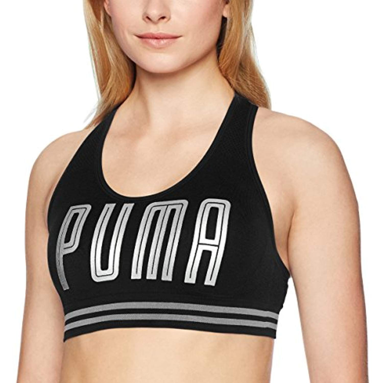 637da87f26 PUMA Women s Seamless Sports Bra