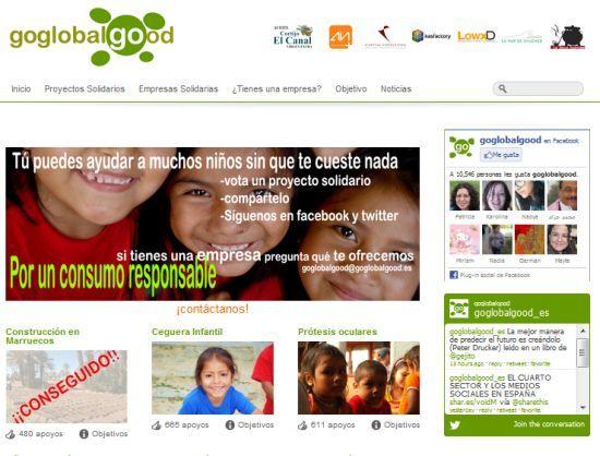 GoGlobalGood #Eurekas! Marketing solidarios