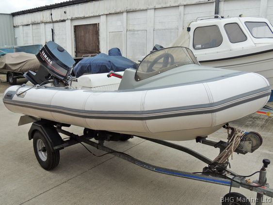 AVON - Seasport 345 RIBs and Inflatable Boats for Sale in