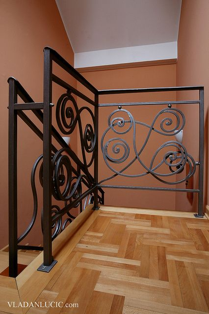 Best Curly Guard Rail And Hand Rail Stair Banister Banisters 640 x 480
