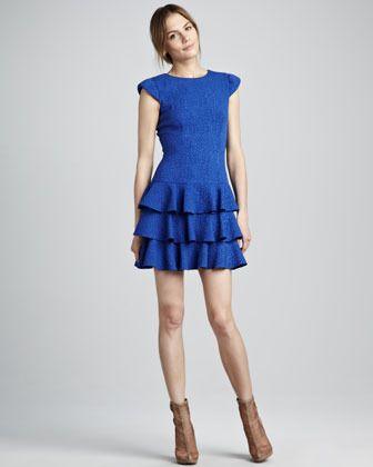 Rachel Zoe Ginta Drop-Waist Dress on shopstyle.com