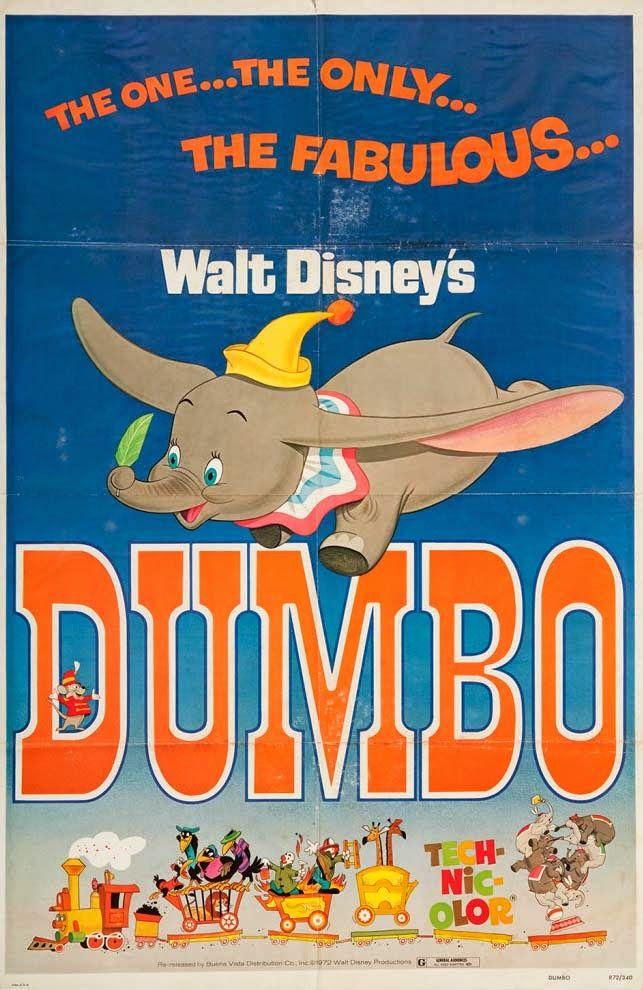 Dumbo no Cineclube Padre Feijoo