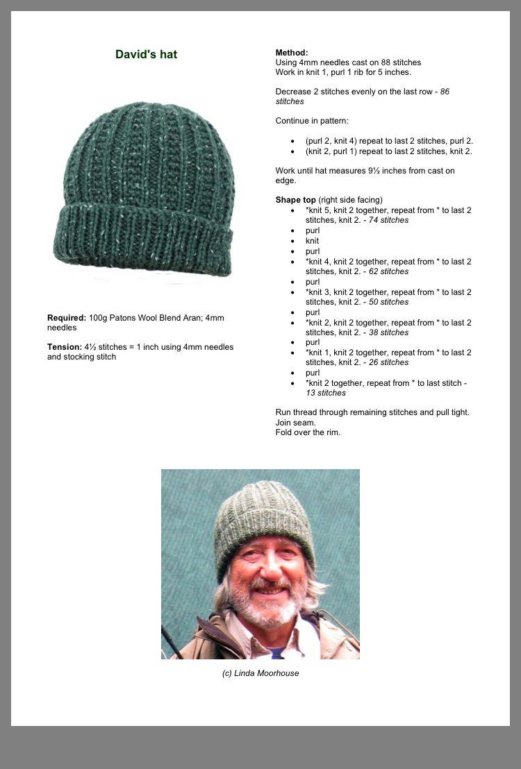 Simple Hat! | tricot | Pinterest | Croché, Ganchillo y Ganchillo crochet