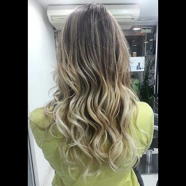 Loiro dos sonhos #hair #hairstyle #blond #blondhair #loirodossonhos #redken #tratamento #ondaspoderosas