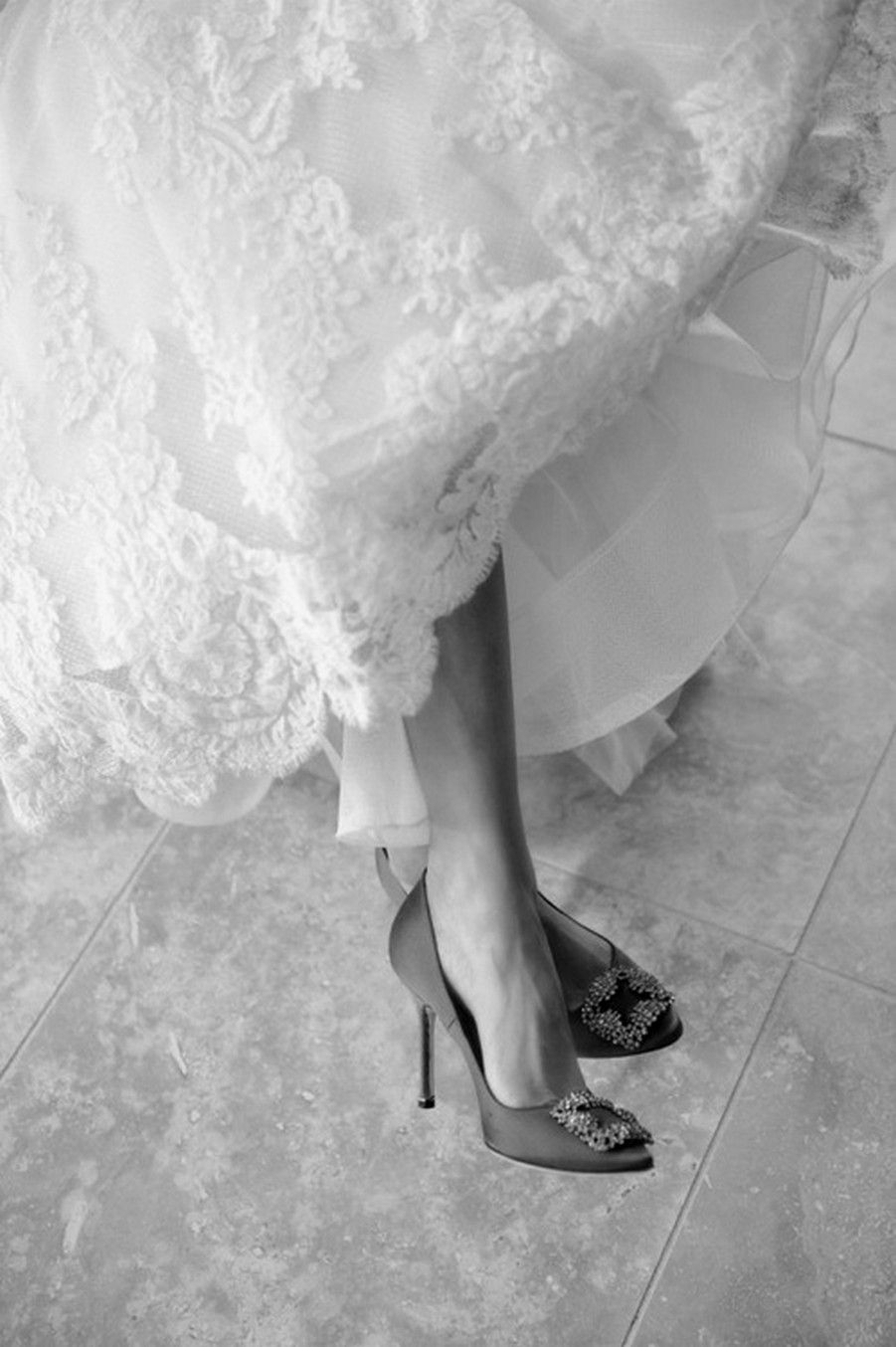 Lace u manolo the day pinterest romantic wedding and weddings