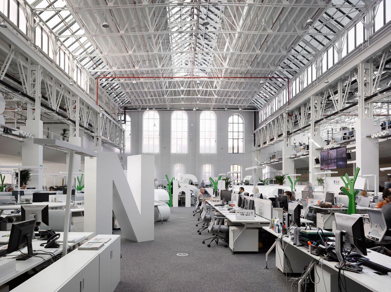Edifício Economy / Ricardo Bofill