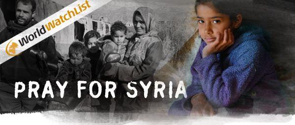 Religious Intolerance, Pray, Syria