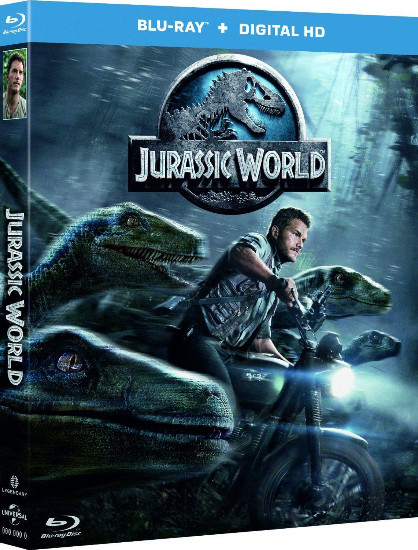JurassicWorldBluRayCoverArt.jpg (1141×1500) Jurassic