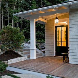 porch, entry