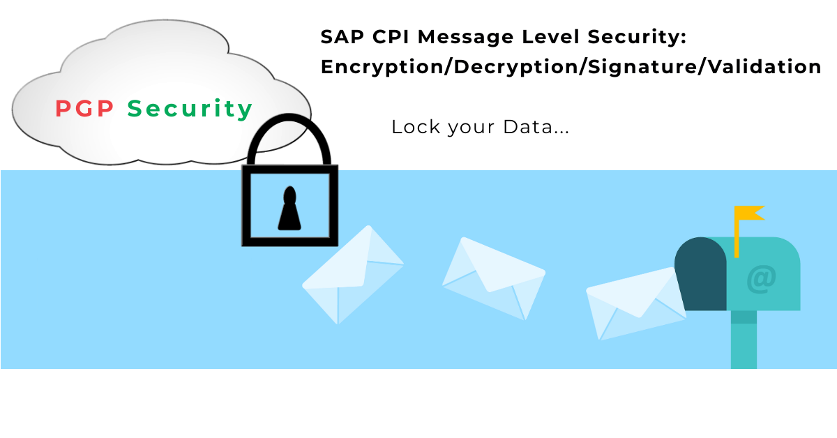 Sap Cpi Pgp Security Sap Security Cloud Platform