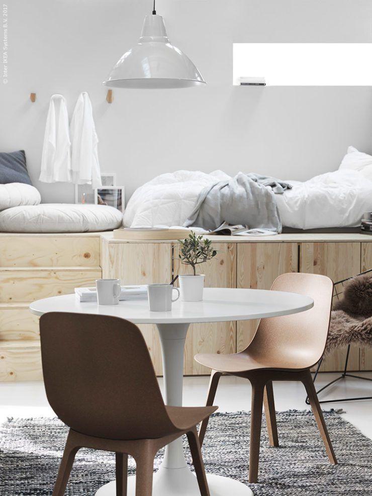 Ikea pact living via Coco Lapine Design