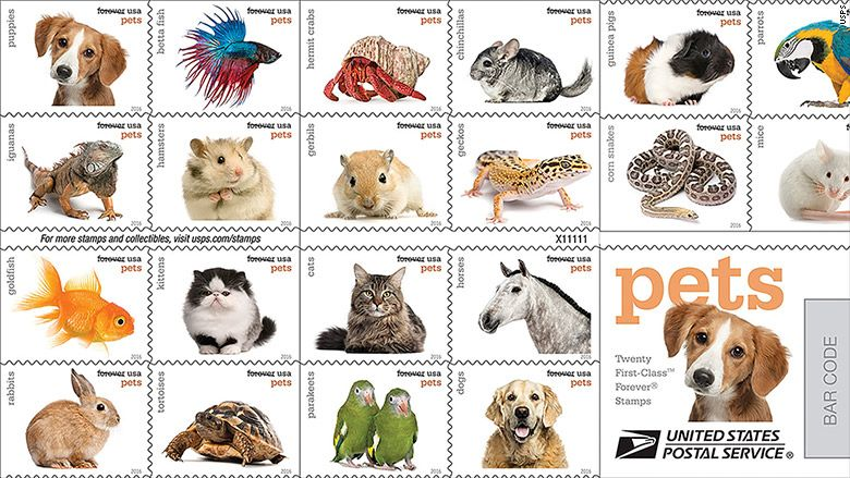 Stamp Prices Set To Go Down Two Cents In April U S Stamp