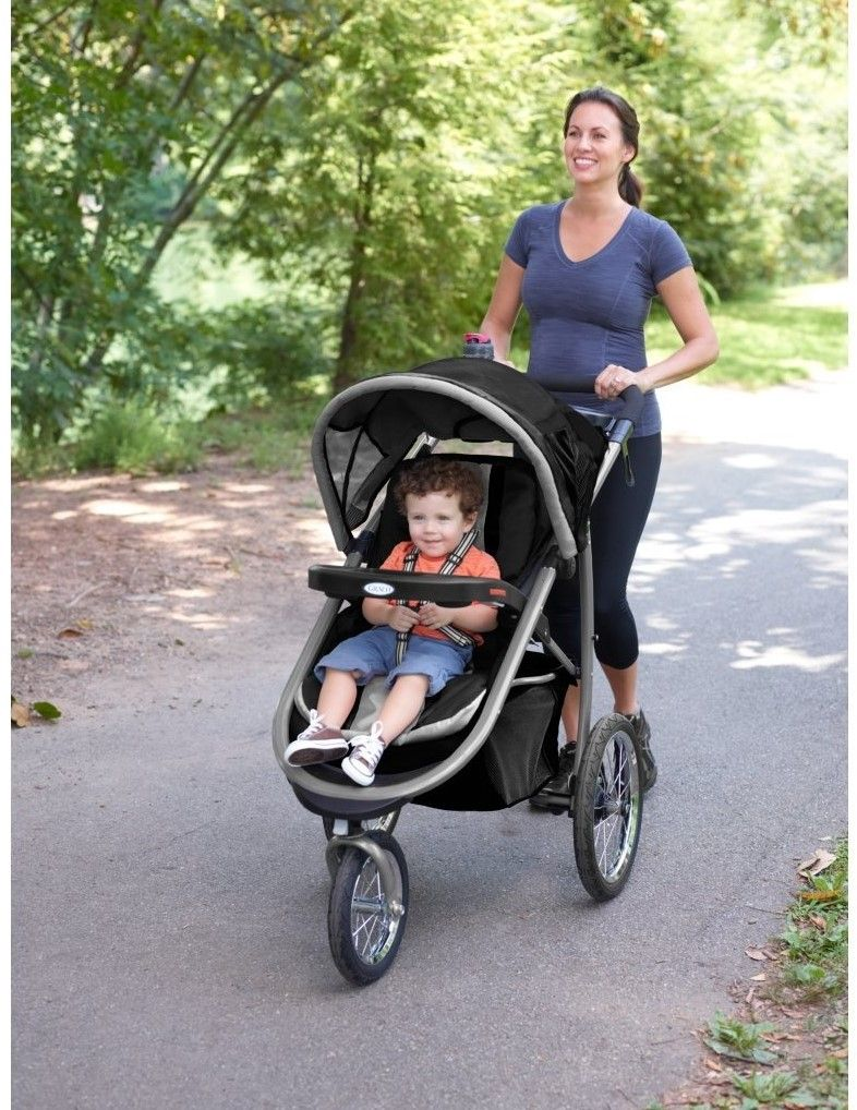 27+ Jogger stroller with car seat graco info