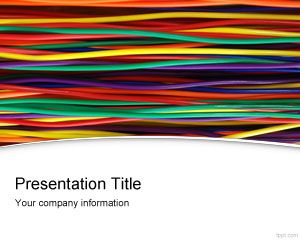 Admirable Wires And Cables Powerpoint Template Is A Free Wires Powerpoint Wiring Cloud Hisonuggs Outletorg