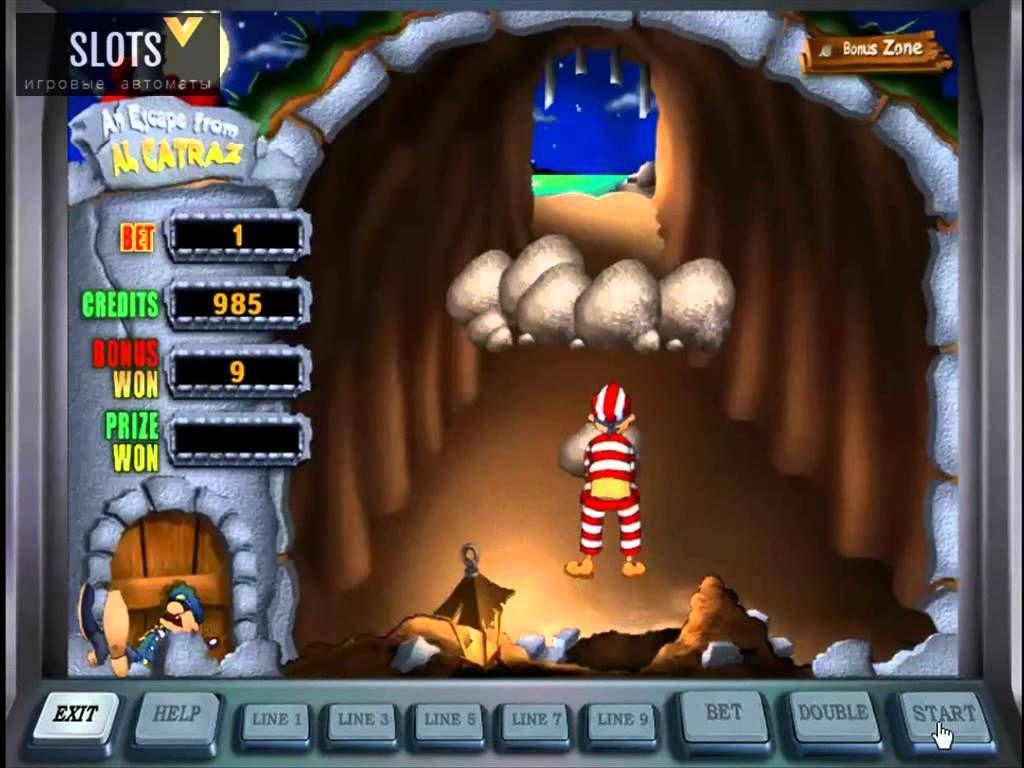 Алькатраст игровые автоматы бесплатно игровые автоматы клубника поиграть бессплатно