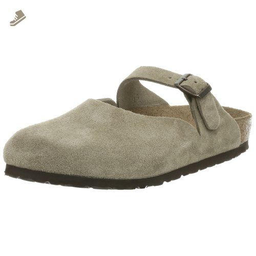 Arizona, Sandales Bout Ouvert Hommes, Beige (Taupe Taupe), 40 EUBirkenstock