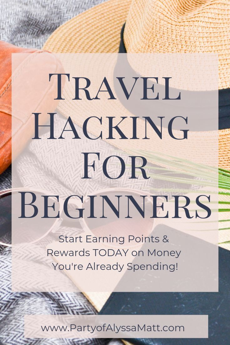 Are you interested in learning how to score free and/or cheap travel?  Want to do so by earning MORE points and rewards on money you are already spending?  Then this is the article for you!  Get started with your travel hacking strategy today! #travel #travelhacking #discounttravel #budgettravel #cheaptravel