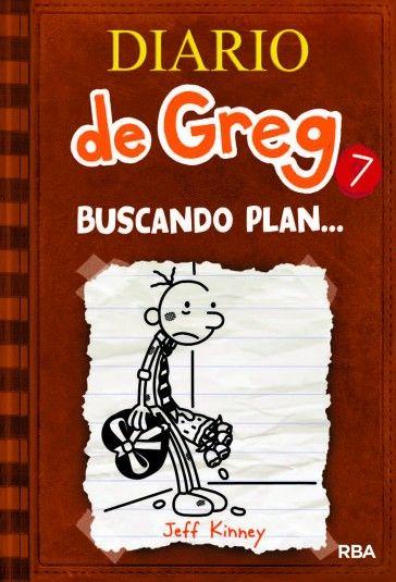 Diario de Greg 7 http://www.todostusebooks.es/diario-de-greg-7.html Muy divertido