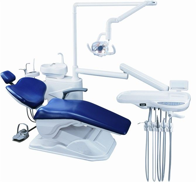 The dentist's chair of the full figure