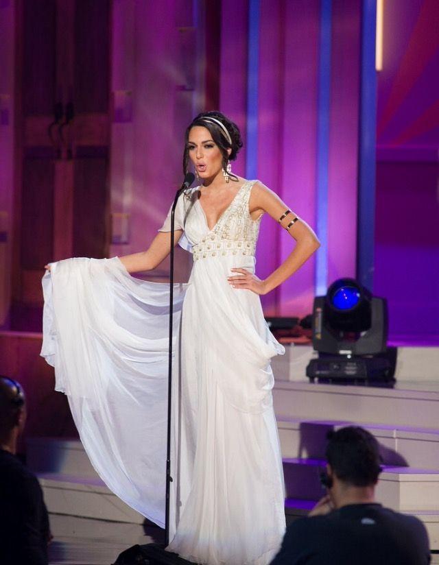 Miss Greece Universe 2014 isIsmini Dafopoulou