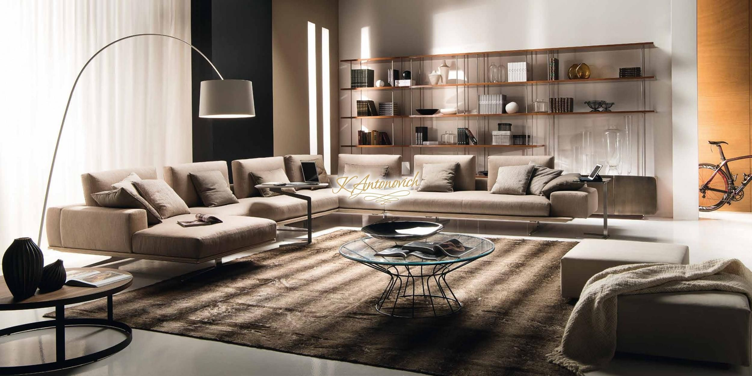 Cheap Contemporary Italian Furniture Living Room 11 Italian