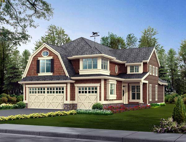 Farmhouse House Plan 87442 Farmhouse Style House Plans Farmhouse Style House Craftsman House