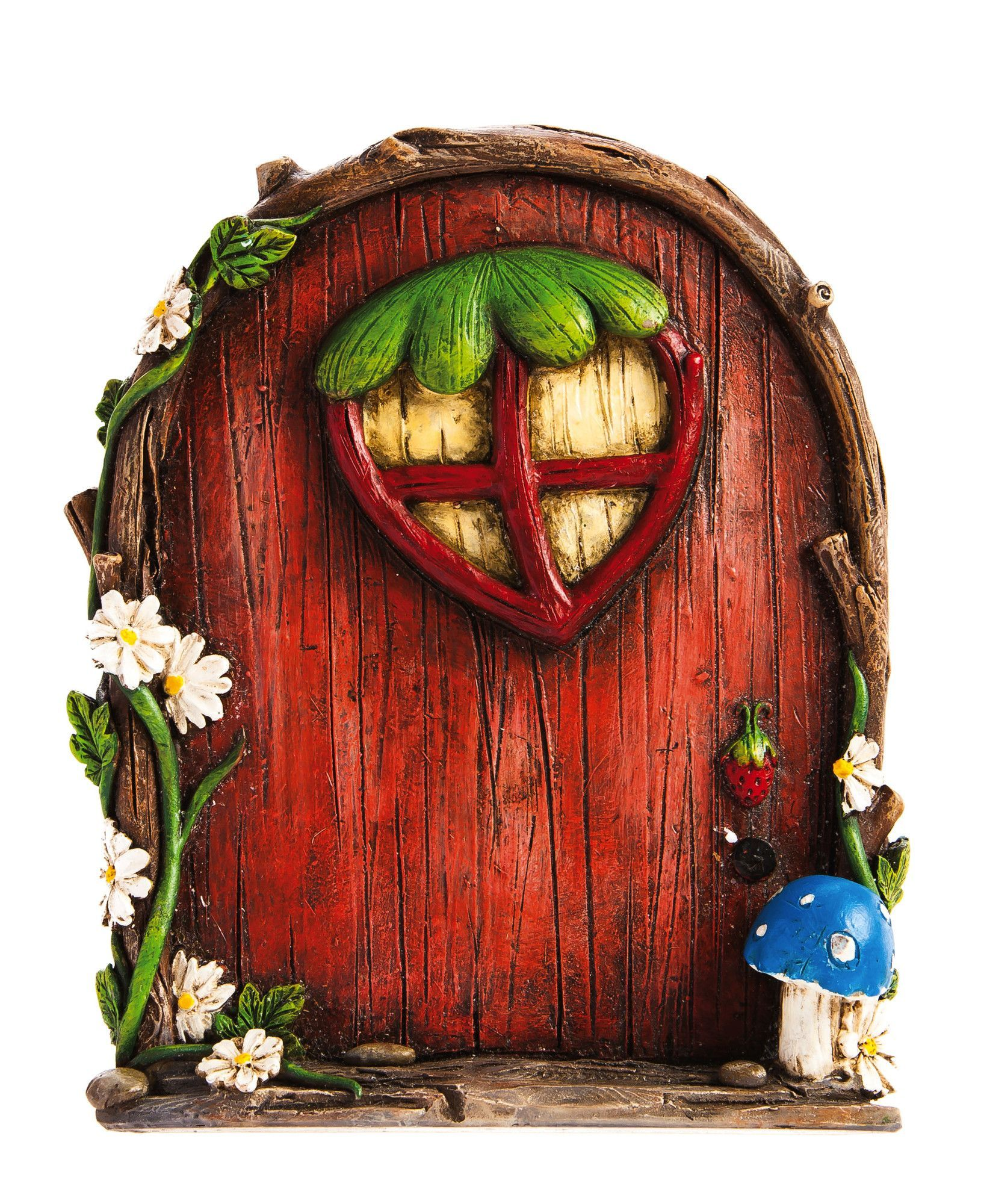 18 Beautiful Fairytale Garden Ideas: Fairy Doors, Miniature