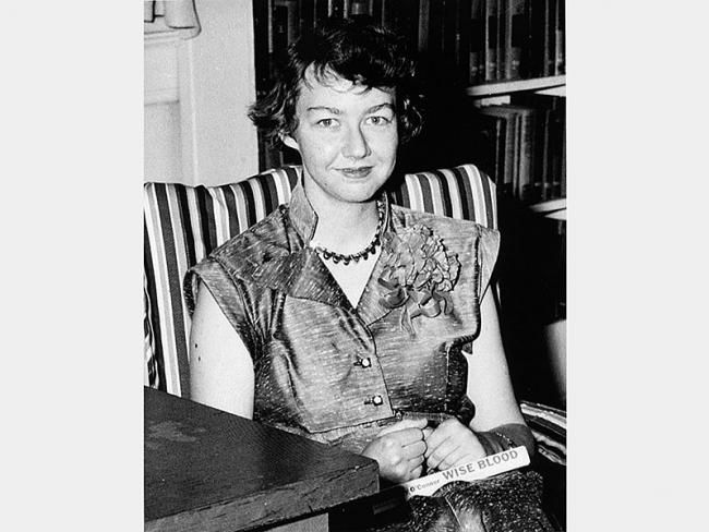 flannery o connor writing style