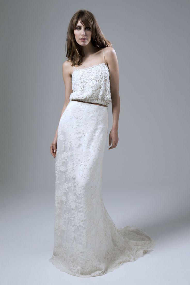 Wedding dress by Halfpenny London | Bridal Fashion by Kate Halfpenny ...