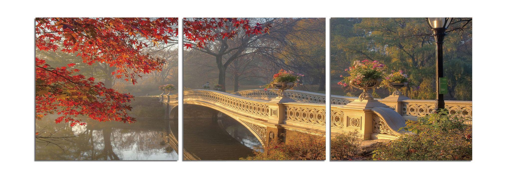 Central Park | Parchi, Parco centrale e Paesaggio autunnale - Central Park