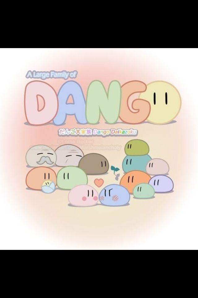 DANGO~ DANGO~ DANGO~! DANGO ❤ on We Heart It