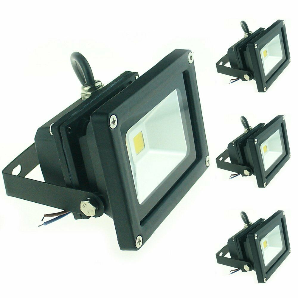 Quans 10w 12v 24v Dc Ac Led Flood Light Lamp Floodlight Security Outdoor Waterpr Quans Modern Led Flood Lights Led Flood Flood Lights