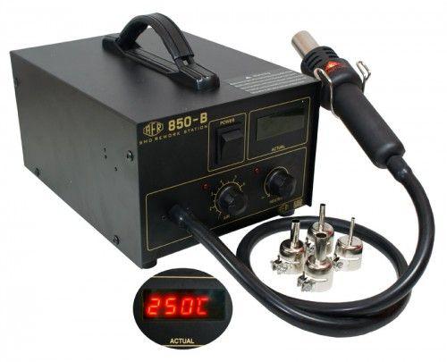 Equipamentos usados para diagnóstico e manutenção de micros