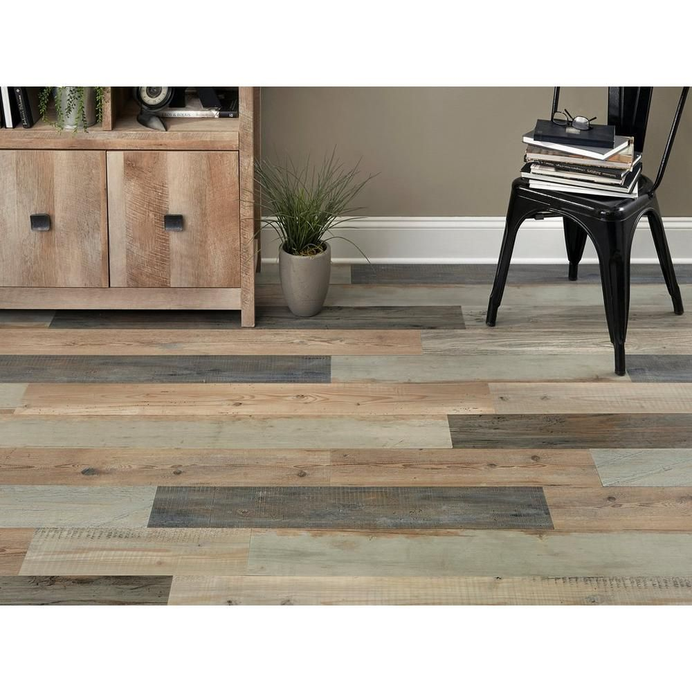 Cabinwood Rigid Core Luxury Vinyl Plank Cork Back