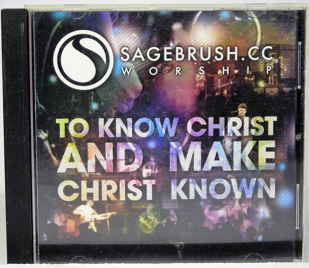 Christian Worship Devotion Music CD Sagebrush Community Church Albuquerque NM  #ChristianGospel