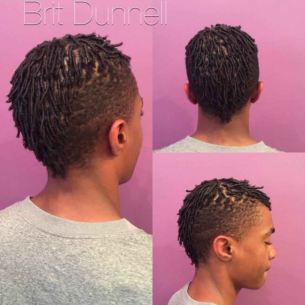Pin By Tina Kornegay On Braidlocs Sisterlocs Locs Hairstyles Natural Hair Styles Short Hair Styles