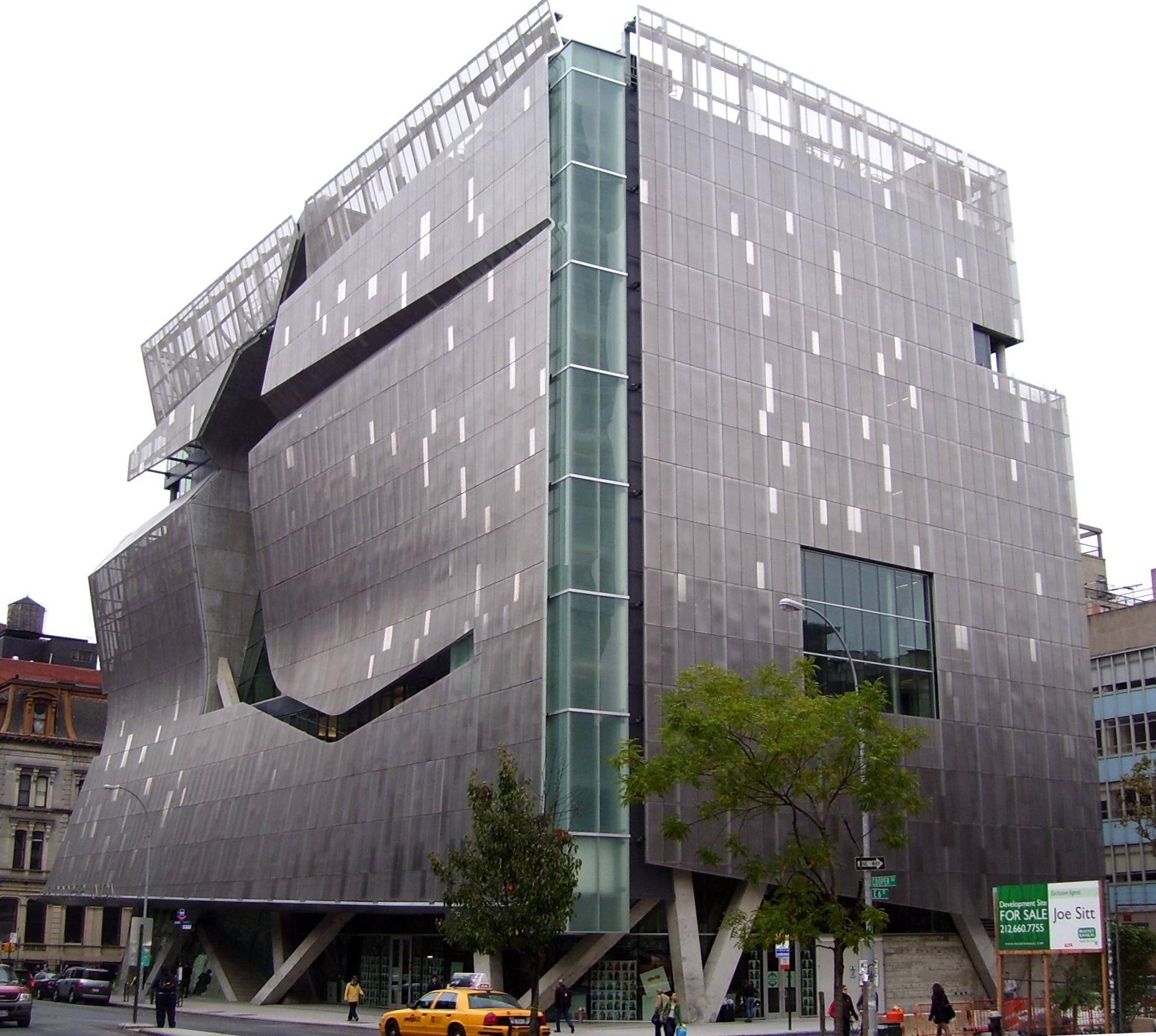the cooper union for the advancement of science and art (new york