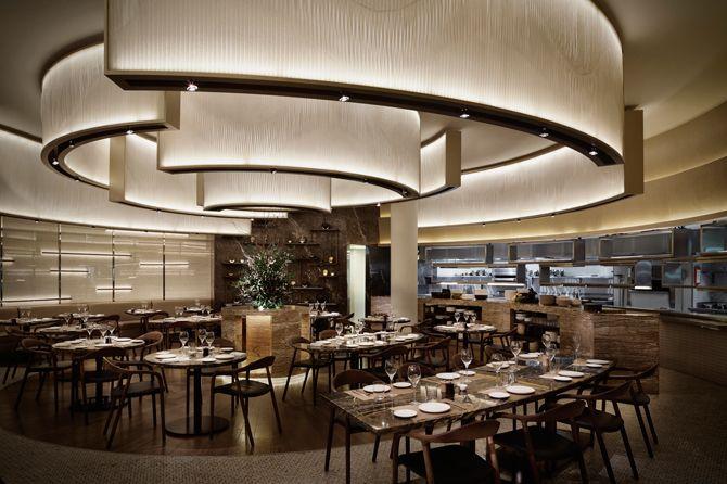 Pin by allen hsieh on restaurant in 2019 restaurant - Interior design courses in dubai ...