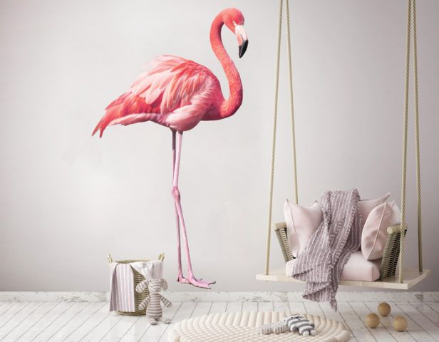flamingo Wall Decal NZ Your Decal Shop Wall Art & flamingo Wall Decal NZ Your Decal Shop Wall Art | Bathroom ...
