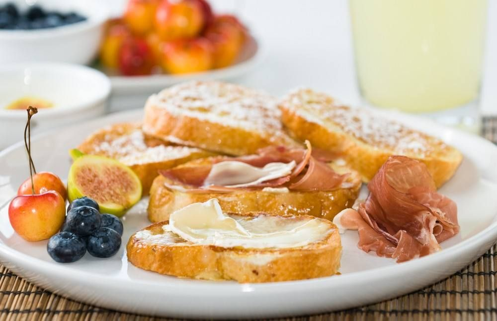 فرنش توست الفانيليا Food Breakfast French Toast