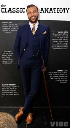 """#BBB NEWS  Distinguished Gentleman: Jidenna's Guide To Being A """"Classic Man"""" [PHOTOS]"""