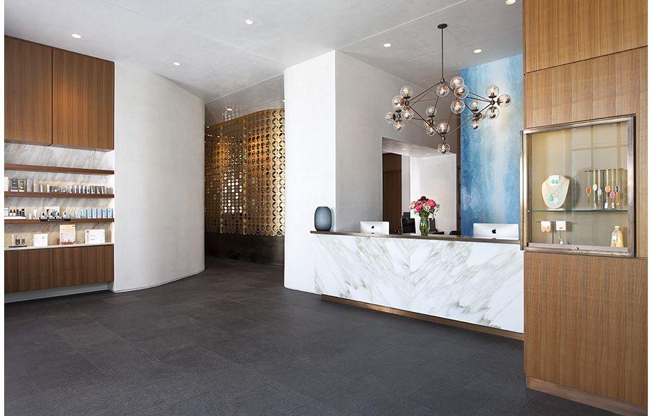Westlake Dermatology Office Lighting | Architect: Michael