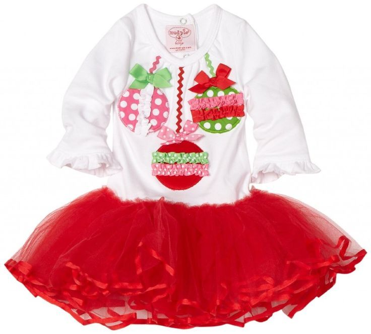 Awesome Christmas Dresses Affordable Christmas Outfits for Baby