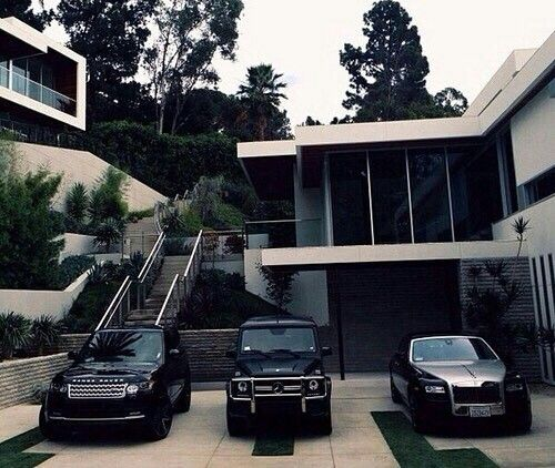 Dream House With Dream Cars Dream Cars Luxury Cars Luxury Life
